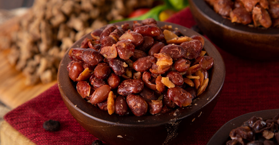 Freeze Dried Red Beans