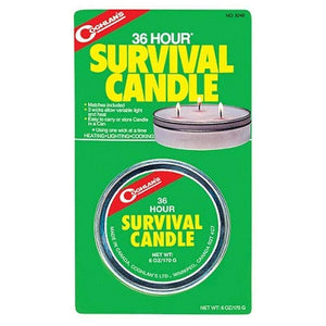 36 Hour Survival Candle - My Patriot Supply