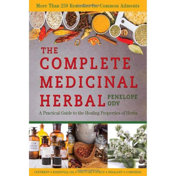 The Complete Medicinal Herbal - My Patriot Supply