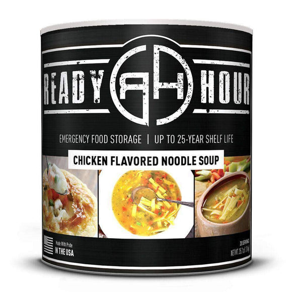 Chicken Flavored Noodle Soup (20 servings) - My Patriot Supply