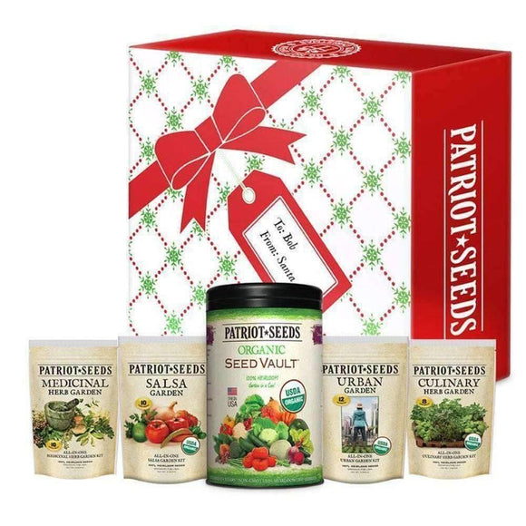 Patriot Seeds Gift Set - My Patriot Supply
