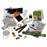 Survival Kit with Guide (46 pieces) - My Patriot Supply