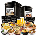 4-Week Emergency Food Supply (2,000+ calories/day) - Newsmax - My Patriot Supply