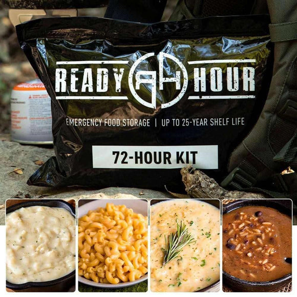 $10 Special 72-Hour Kit - Sample Pack (16 servings) - My Patriot Supply