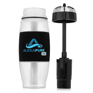 Alexapure Go Water Filtration Bottle - My Patriot Supply