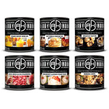 Breakfast 6 Can Pack (#10 Cans - 251 servings) - My Patriot Supply
