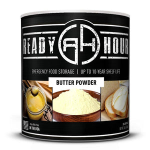 Butter Powder (204 servings) - My Patriot Supply