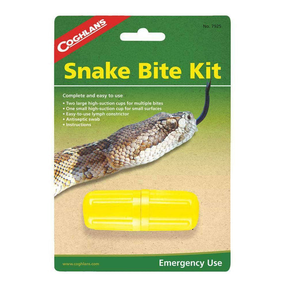 Snake Bite Kit - My Patriot Supply
