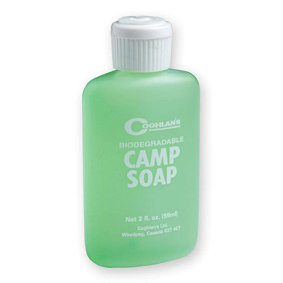 Biodegradable Camp Soap (2oz) - My Patriot Supply