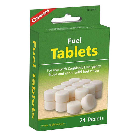 24 Solid Fuel Tablets (Hexamine)