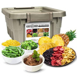 Flyer - Fruit, Veggie & Snack Mix (114 servings, 1 tote) - My Patriot Supply