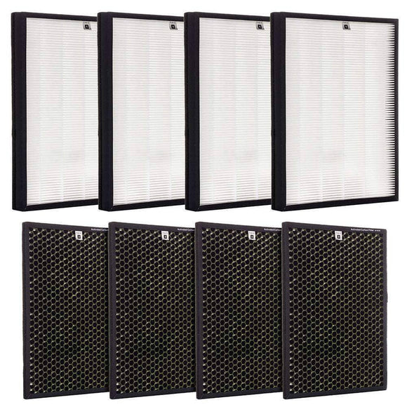 Alexapure Breeze Filter Replacement 4-Pack - My Patriot Supply