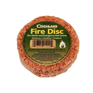 Fire Disc - Fire Starter & Emergency Heat Source - My Patriot Supply