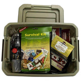Preparedness Survival Tote (60 items) - My Patriot Supply