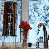 Alexapure Pro Water Filtration + Stainless Steel Stand - My Patriot Supply