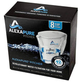 Sales Flyer Alexapure Pitcher Water Filter - My Patriot Supply