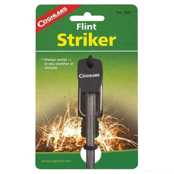 Emergency Flint Fire Starter & Striker
