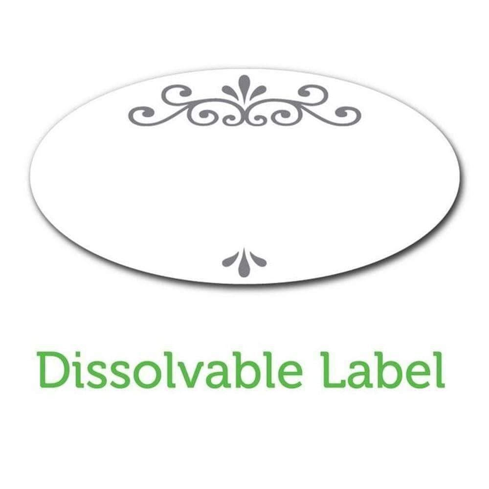 ball dissolvable canning jar labels 60 count my patriot supply