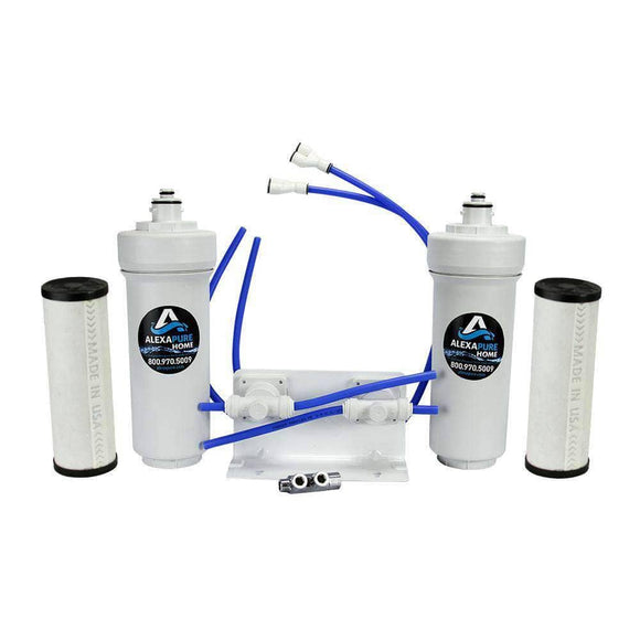 Alexapure Home Under Counter Water Filtration System - My Patriot Supply