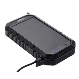 Ready Hour Wireless Solar PowerBank Charger & 28 LED Room Light