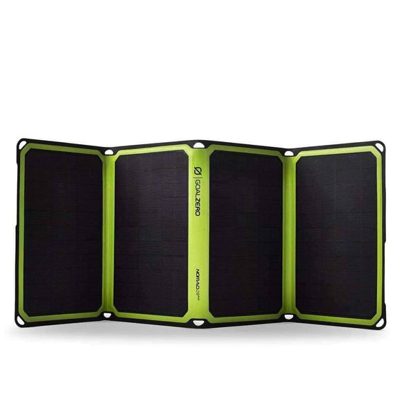 Nomad 28 Plus Folding Solar Panel - My Patriot Supply
