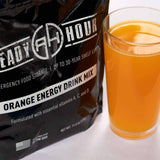 Orange Energy Drink Mix Case Pack (56 servings, 7 pk.) - My Patriot Supply