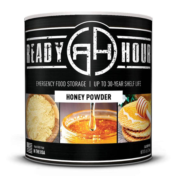 Honey Powder (340 servings) - My Patriot Supply