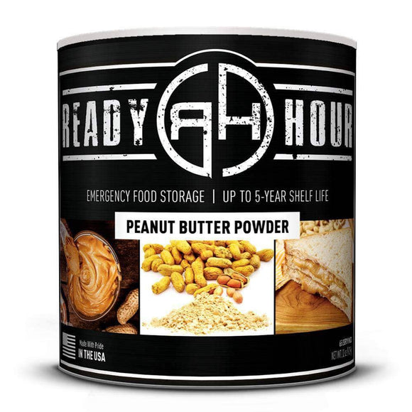 Peanut Butter Powder (65 servings)