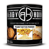 Peanut Butter Powder (65 servings) - My Patriot Supply