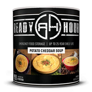 Potato Cheddar Soup (35 servings) - My Patriot Supply