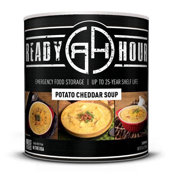 Potato Cheddar Soup (35 servings)