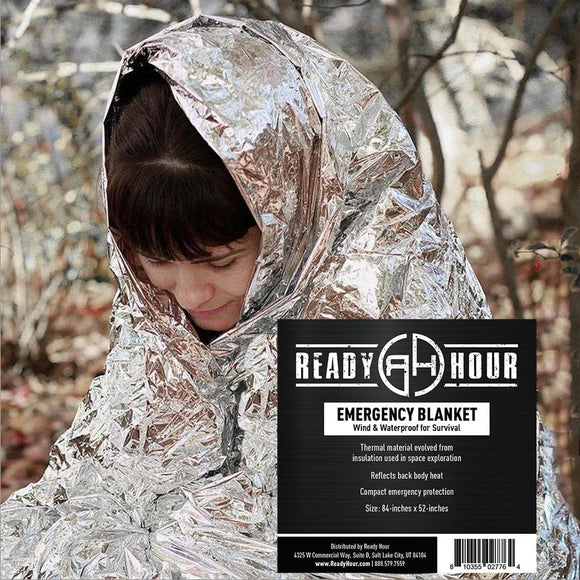 Ready Hour Emergency Blanket