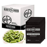 Freeze-Dried Green Beans Case Pack (48 servings, 6 pk.) - My Patriot Supply