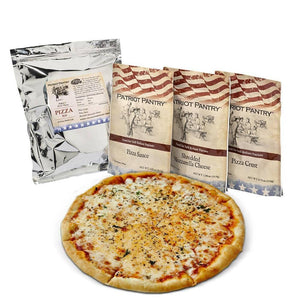 Single Survival Pizza - Sample Kit - My Patriot Supply