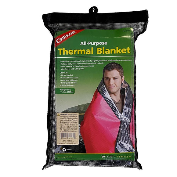 Deluxe Thermal Blanket - My Patriot Supply