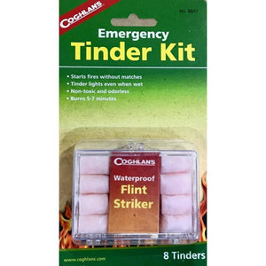 Emergency Tinder Kit - My Patriot Supply