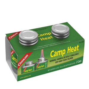 Camp Heat & Cooking Fuel (2-pack) - My Patriot Supply