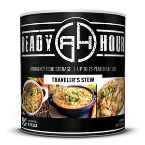 Traveler's Stew (22 servings) - My Patriot Supply