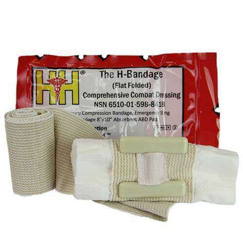 H&H Bandage Flat Fold - My Patriot Supply