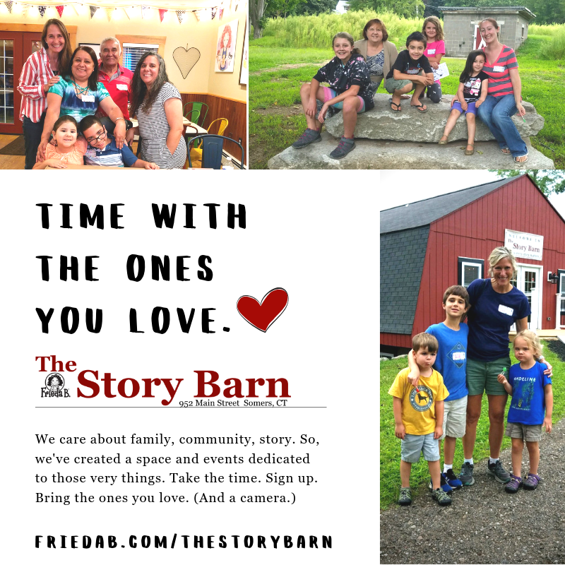 The Story Barn is Open in Somers, CT!