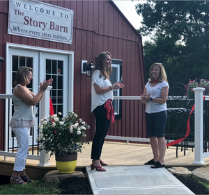 The Story Barn is Open!