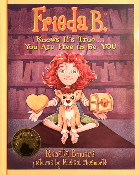 Frieda B. YOU Book & Storybook Bundle