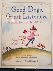 Good Dog Great Listeners