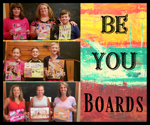 Be You Boards Workshop: Dec. 28