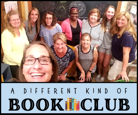 "Book Club, ""It Starts With a Dream"": 6-7:30pm"