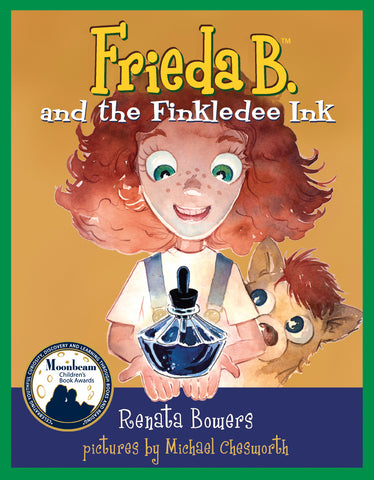 Frieda B. and the Finkledee Ink_School Store