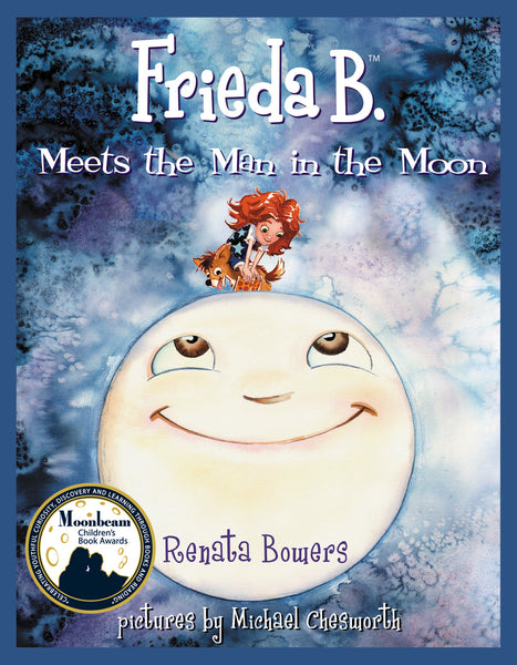 Frieda B. Meets the Man in the Moon