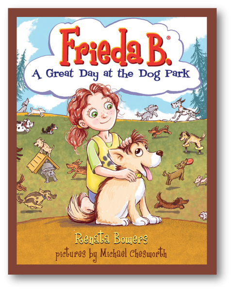 Frieda B. A Great Day at the Dog Park (PowerPoint)