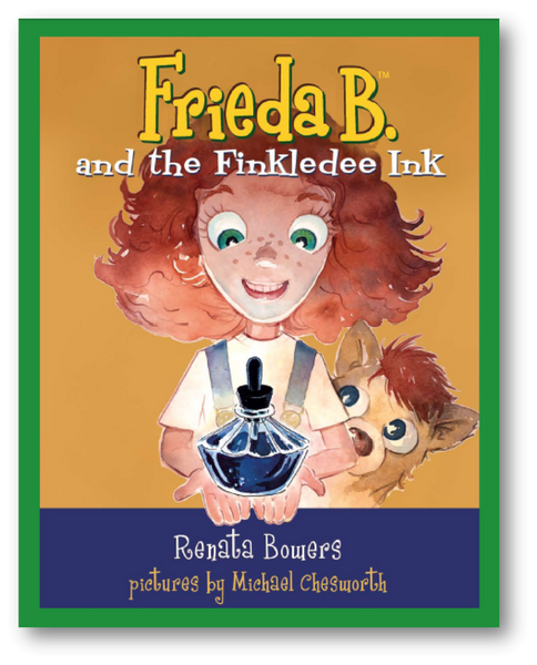 Frieda B. and the Finkledee Ink (PowerPoint)