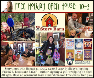 Holiday Open House: 10am-3pm
